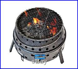 New Volcano 3 Portable Propane Collapsible Outdoor Grill /Stove 20-300