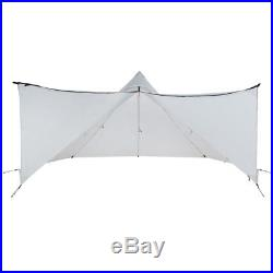 OneTigris Winter 2 Person Chimney Teepee Tent Camping Hiking Waterproof Shelter