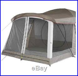 Outdoor Camping Tent Shelter Hiking Travel Canopy Camp Dome 8person Sleeper New