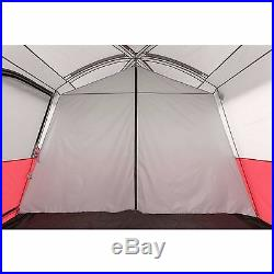 Ozark Trail 10 Person 2 Room Cabin Tent Waterproof Camping Hiking Outdoor New