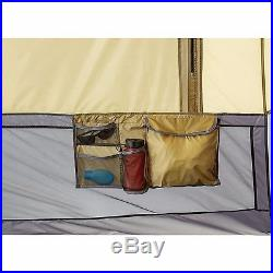 Ozark Trail Teepee 7 Person Tent 12' x12' Family Camping Outdoor Guide Gear Camp