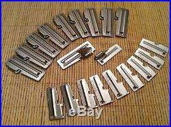 P-51 & P-38 Can Opener 20 Pack 10 of Each Shelby U. S. Made Survival Gear Prep