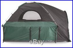 Pick Up Truck Bed Camping Tent 1500mm Water-Resistant Sleeps 2 Fits Beds 72-74