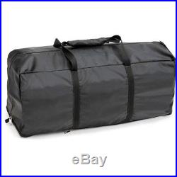 Portable Camping Tent Folding Outdoor Cabin Waterproof Rainfly Hiking Carry Bag