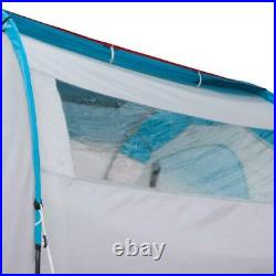 QUECHUA ARPENAZ 4.1 FAMILY CAMPING TENT 4 MAN PERSON Waterproof Wind Resistant