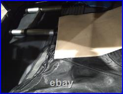 Roof top tent FREE shipping to terminal used, freight damage 243271123