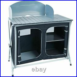 Royal Easy Up Folding Kitchen Stand Camping Kitchen