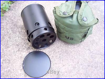 SURVIVAL CAMPING WOODGAS STOVE BACKPACKING W/POUCH