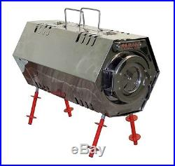 Safe Wood Stove for Tent. Camping Outfitter Hunting Expedition Arctic Living