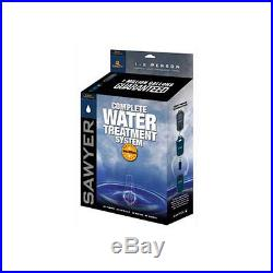 Sawyer Complete 4L Water Purifier System for 1-2 Persons