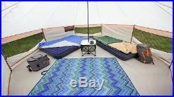Stand Up Tent Yurt Camping Adult 6-8 Person Family Extra Large Waterproof Yert