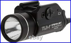 Streamlight 69110 TLR-1 Rail Mounted 300 Lumen C4 LED Tactical Weapon Light