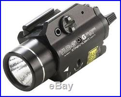 Streamlight 69250 TLR-2 G Rail-Mounted Tactical Light with Green Aiming Laser
