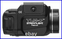Streamlight 69420 TLR-7 Low Profile 500 Lumen C4 LED Tactical Weapon Light