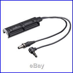 Surefire Remote Dual Switch for Weaponlight + ATPIAL Laser Device, SR07-D-IT