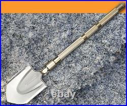 Survival, Hunting Multi Function-Camping Hiking Shovel Axe Saw Field Tool-CO13