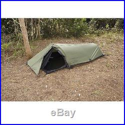 Survival Ionosphere 1 Person Tent Hiking Camping Bug Out Bag
