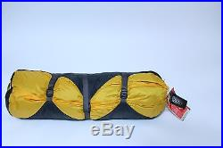 THE NORTH FACE VE 25 SUMMIT GOLD 3 PERSON TENT NEW
