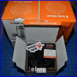 TITAN by Solo Stove Twig Burning Convection Gasifier Larger Camping Cook Stove