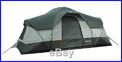 Tahoe Gear Olympia 10-Person Three Season Family Camping Cabin Tent