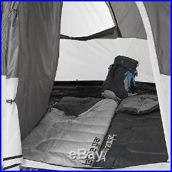 Tahoe Gear Padrio 13 x 9 Foot 8 Person Quick Set Tent with 2 Room Configuration