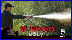 UDAP Pepper Power Bear Spray Repellant with Camouflage Camo Holster