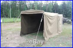 USSR MILITARY KITCHEN TENT COMMAND POST Army Garage connecting tunnel PK-48