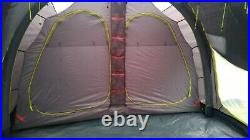 Urban escape 6 berth inflatable tent / 3 rooms Large Family Tent