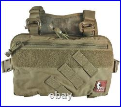 V3 Search and Rescue Kit Bag Coyote Hill People Gear SAR Chest Pack Rig