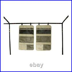Wall Tent Stove Jack Outfitter Prospector Large Canvas Outdoor Large Hunting New