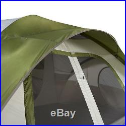 Wenzel Mammoth 16 Person Family 3 Season Outdoor Camping Dome Tent with Divider