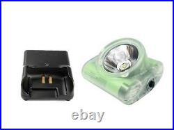 Wisdom Wise Lite 2 Portable Cordless MSHA Approved Cap Lamp & NWB-30 AC Charger