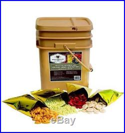 Wise Food 120 Serving Freeze Dried FRUIT Bucket Bug Out, Camping, Emergency