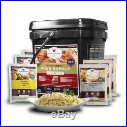 Wise Foods 84 Servings MRE Freeze Dried Food Rations 3 Meals per day for 28 days