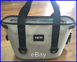 Yeti Hopper 20 Soft Side Cooler New In Box Free Shipping