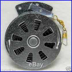 YoYo Automatic Fishing Reels Mechanical Fisher's Flat Trigger 4 Pack Great Gift