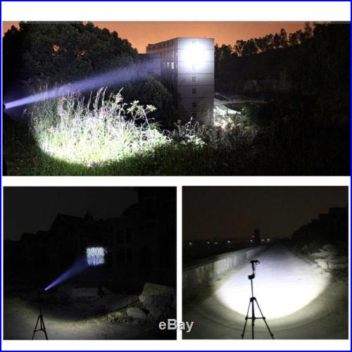 Zoomable UltraFire 2000Lumen CREE XM-L T6 LED Flashlight Lamp+Battery+Charger